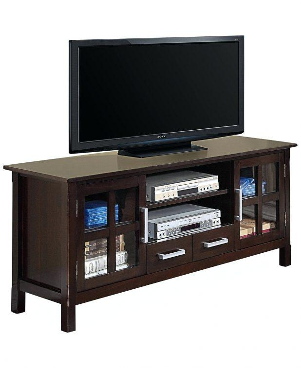 Tv Stand : Wide Wooden Tv Stand Enchanting Tv Stands Inspiring Tv Within Most Popular Tv Stand 100Cm Wide (Image 8 of 20)