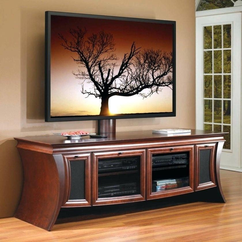 Tv Stand ~ Widescreen Tv Cabinet Woodworking Plan Medium Size Of With 2017 Wide Screen Tv Stands (Image 17 of 20)