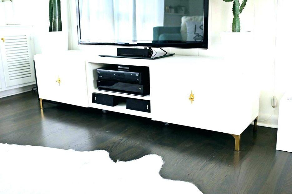 Tv Stand: Winsome Rounded Tv Stand Design Ideas (View 20 of 20)