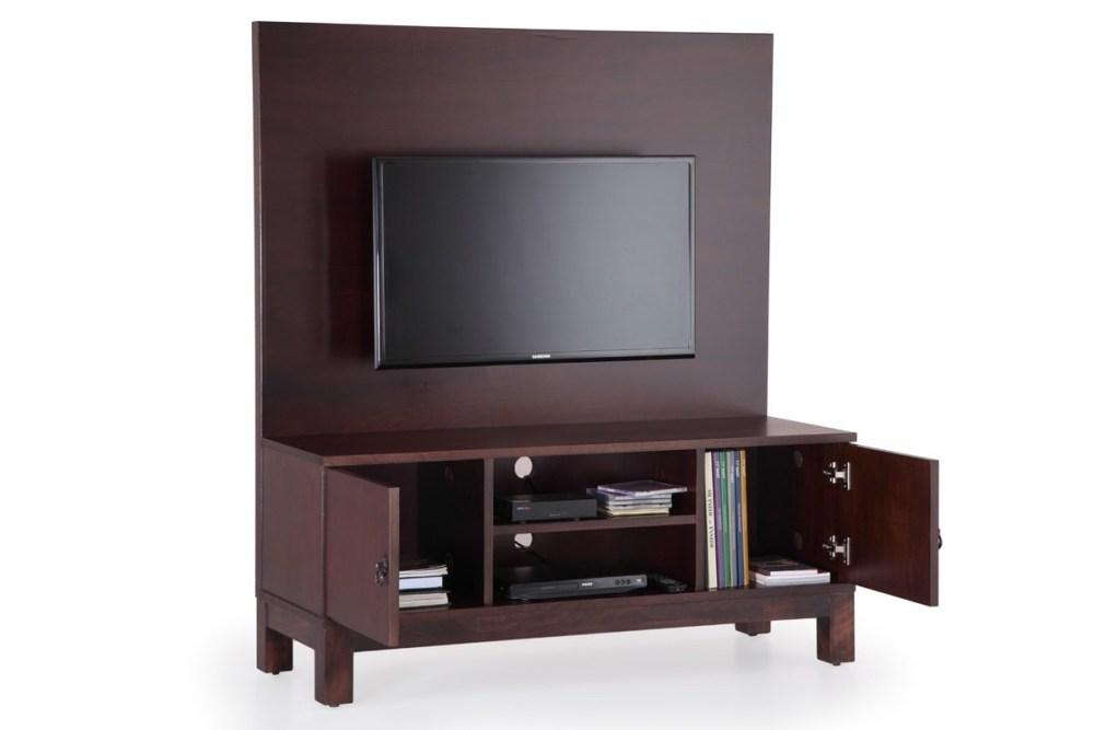 Tv Stand With Back Panel Mount | Home Design Ideas Pertaining To Latest Tv Stands With Back Panel (View 11 of 20)