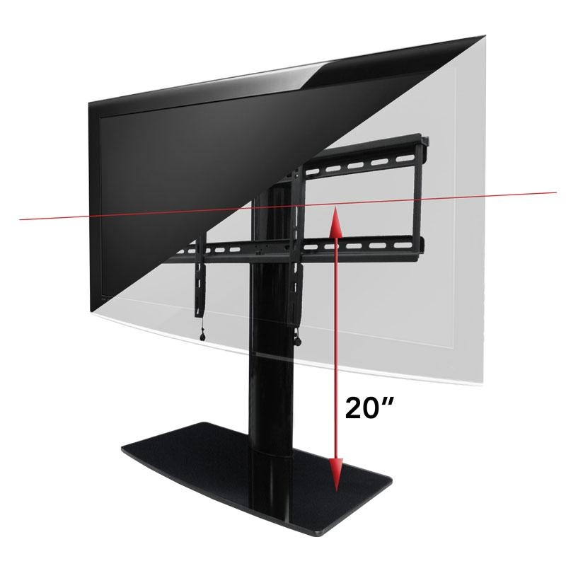 Tv Stand With Mount | Swiveling Tv Stand | Av Express For Recent Tv Stands Swivel Mount (Image 10 of 20)