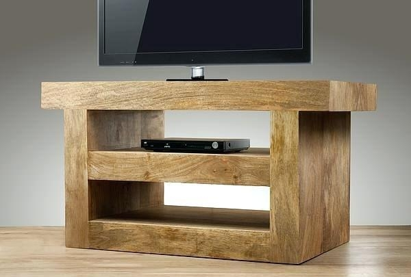 2019 Latest Oak Tv Cabinets For Flat Screens With Doors