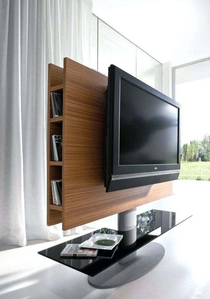 Tv Stand ~ Wood Tv Stand With Mount Uk Black Wood Tv Stand With For Newest Freestanding Tv Stands (View 11 of 20)