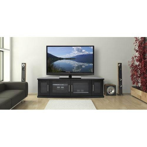 Tv Stands & Cabinets On Sale | Bellacor Regarding Most Recently Released Tall Skinny Tv Stands (View 3 of 20)