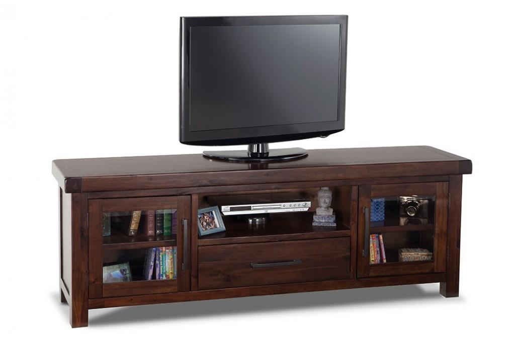 Tv Stands | Entertainment Centers | Bob's Discount Furniture With Regard To Latest Sleek Tv Stands (Image 18 of 20)