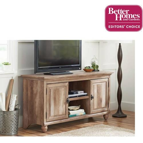 Tv Stands & Entertainment Centers – Walmart Pertaining To Most Up To Date Cabinet Tv Stands (View 9 of 20)