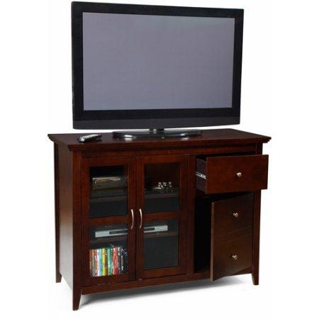 Tv Stands & Entertainment Centers – Walmart Throughout Best And Newest Tv Stands And Cabinets (Image 17 of 20)