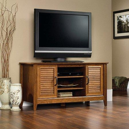 Tv Stands & Entertainment Centers – Walmart With Most Current Cabinet Tv Stands (View 13 of 20)