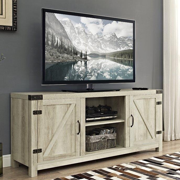 Tv Stands & Entertainment Centers You'll Love | Wayfair Within 2018 Entertainment Center Tv Stands (Image 18 of 20)
