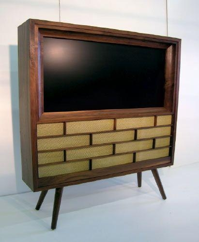Tv Stands For Flat Screens | Very Cool, Very Classy Flat Screen Throughout 2017 Vintage Style Tv Cabinets (Image 18 of 20)