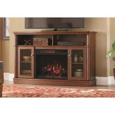 Tv Stands – Living Room Furniture – The Home Depot For Most Recent 24 Inch Corner Tv Stands (Image 18 of 20)