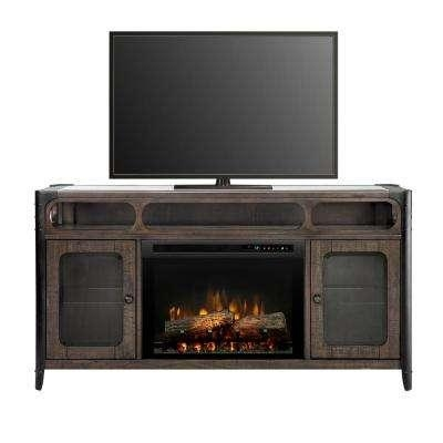 Tv Stands – Living Room Furniture – The Home Depot Regarding Most Up To Date Tv With Stands (Image 15 of 20)
