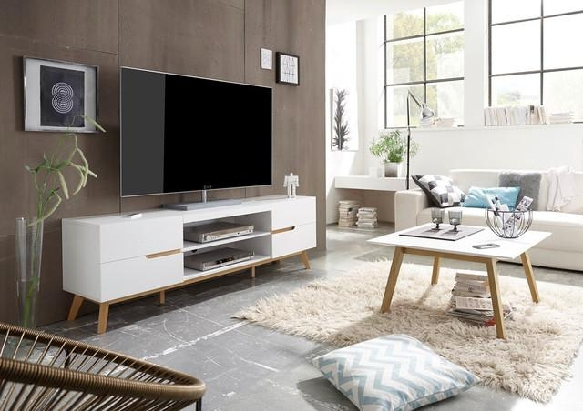 Tv Stands & Media Units – Scandinavian – Living Room – London – Intended For Most Up To Date Scandinavian Tv Stands (View 10 of 20)