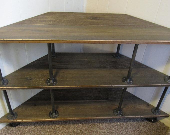 Tv Stands – Retro Works Studio Within Current Industrial Corner Tv Stands (View 18 of 20)