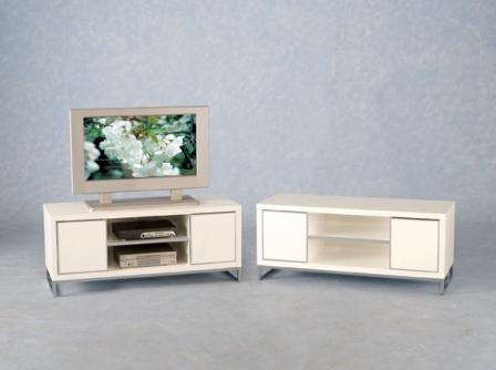 Tv Unit Pertaining To Current Cream Gloss Tv Stands (Image 17 of 20)