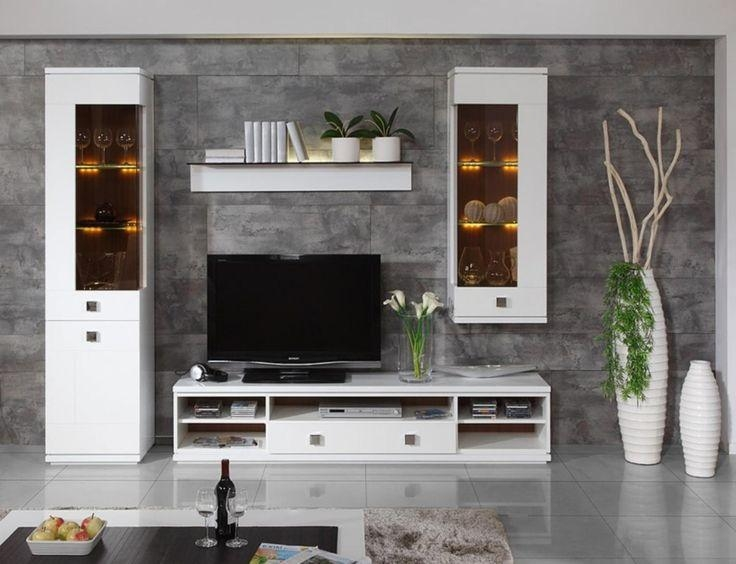 Tv Units Design In Living Alluring Living Room Tv Cabinet Designs Inside Most Recently Released Fancy Tv Cabinets (View 10 of 20)