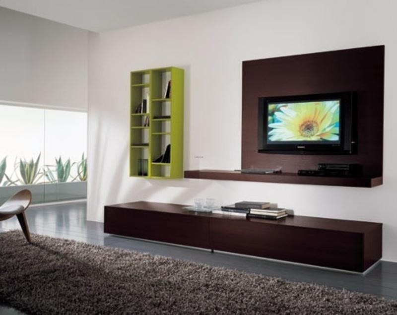 Tv Wall Mount Ideas Modern Wall Mount Tv Stand Perfect Inspiration Pertaining To Current Modern Wall Mount Tv Stands (View 6 of 20)