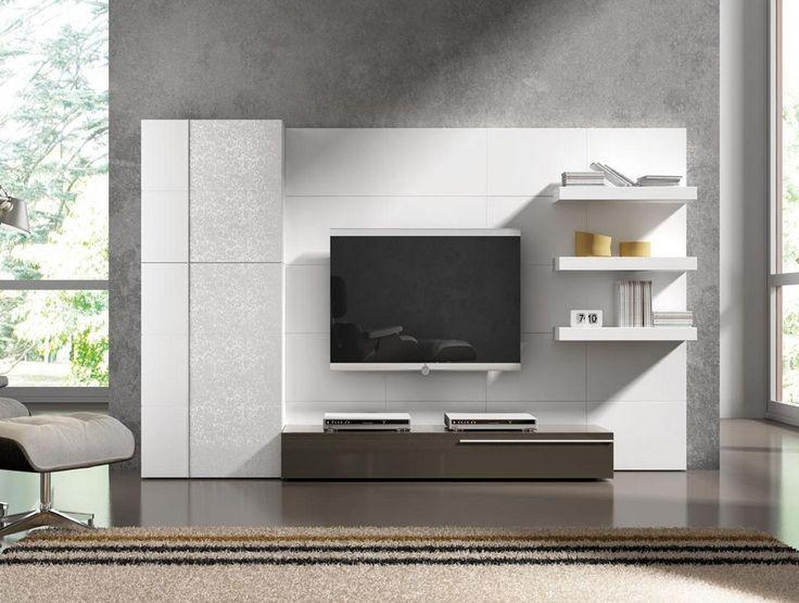Tv Wall Units 25 Best Ideas About Modern Tv Wall Units On For 2018 Contemporary Tv Wall Units (View 17 of 20)