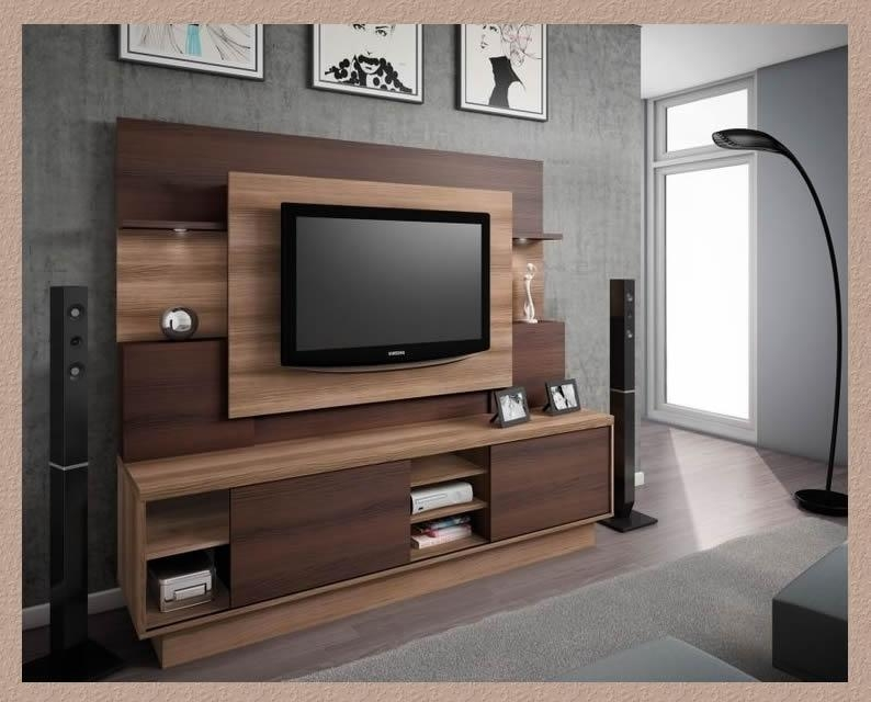 Types Of Tv Unit Stand Furniture Depot Intended For 2018