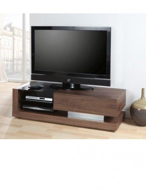 Uk Modern Wooden Tv Stands | Entertainment & Bar | Pinterest Throughout Most Recent Modern Wooden Tv Stands (Image 18 of 20)