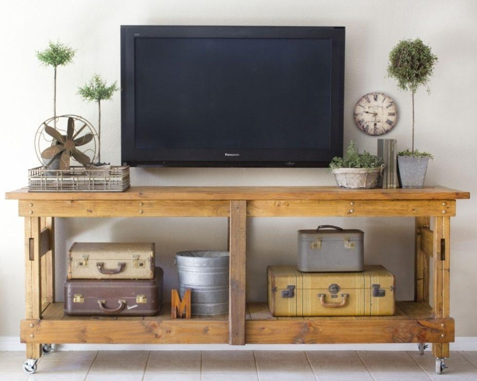 Uncategorized : Small Tv Stand Decoration Ideas Decoration Antique With Most Up To Date Unusual Tv Stands (Image 18 of 20)