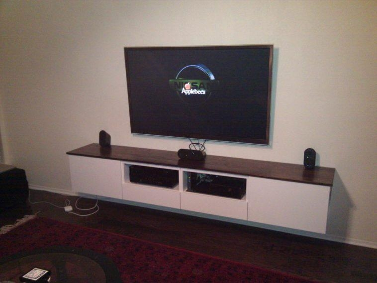Under Tv Cabinets Floating Tv Cabinet Living Room Amazing Floating intended for Best and Newest Under Tv Cabinets