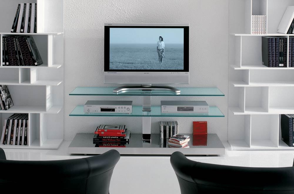 Unique Bedroom Tv Stands For Contemporary Style | Wigandia Bedroom For Latest Contemporary Tv Cabinets For Flat Screens (Image 19 of 20)