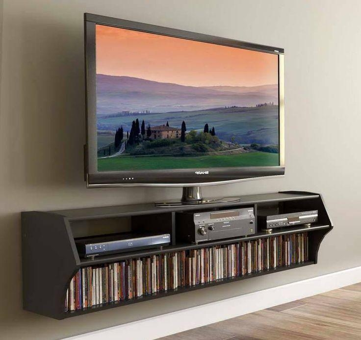 Unique Tv Stand Ideas, Cool Tv Stands On Mid Century Flat Screen regarding 2017 Cool Tv Stands