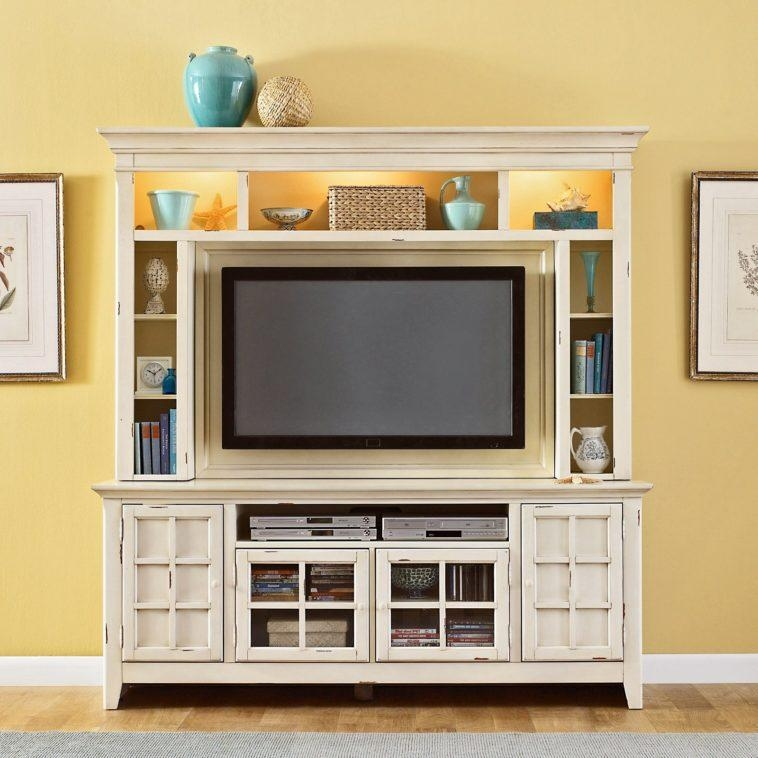 Unique Tv Stands. Full Size Of Furniture Unique Tv Stands Long Tv Inside Latest Cream Color Tv Stands (Photo 3 of 20)
