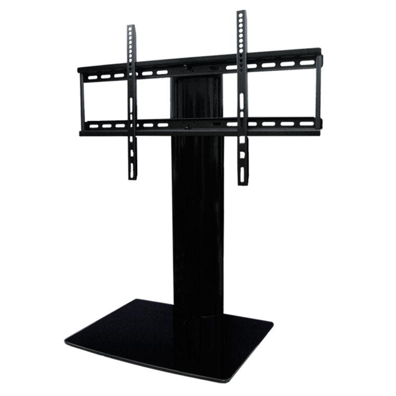Universal Tabletop Tv Stand With Swivel And Height Adjustable |Tv For Most Popular Tv Stands Swivel Mount (Image 17 of 20)
