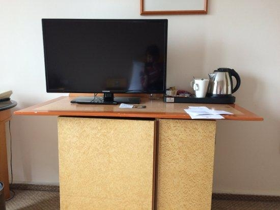 Unusual Tv Cabinet - Picture Of Copthorne Hotel Manchester pertaining to Best and Newest Unusual Tv Cabinets