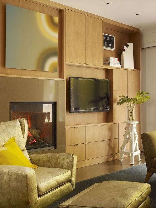Unusual Tv Cabinets | Houzz intended for Most Recent Unusual Tv Cabinets