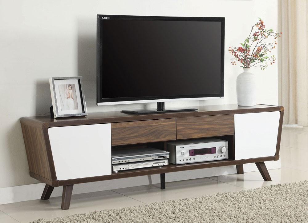 Valor Low Profile Modern Tv Stand In Most Up To Date Low Profile Contemporary Tv Stands (View 12 of 20)