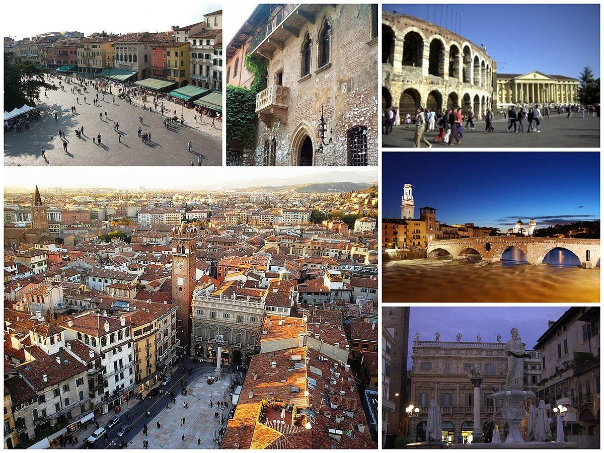 Verona – Wikipedia Within Italian Cities Wall Art (View 3 of 20)