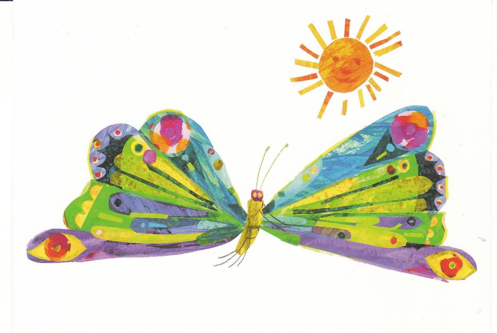 View From The Birdhouse: Eric Carle Exhibit At The High Museum Of regarding Eric Carle Wall Art