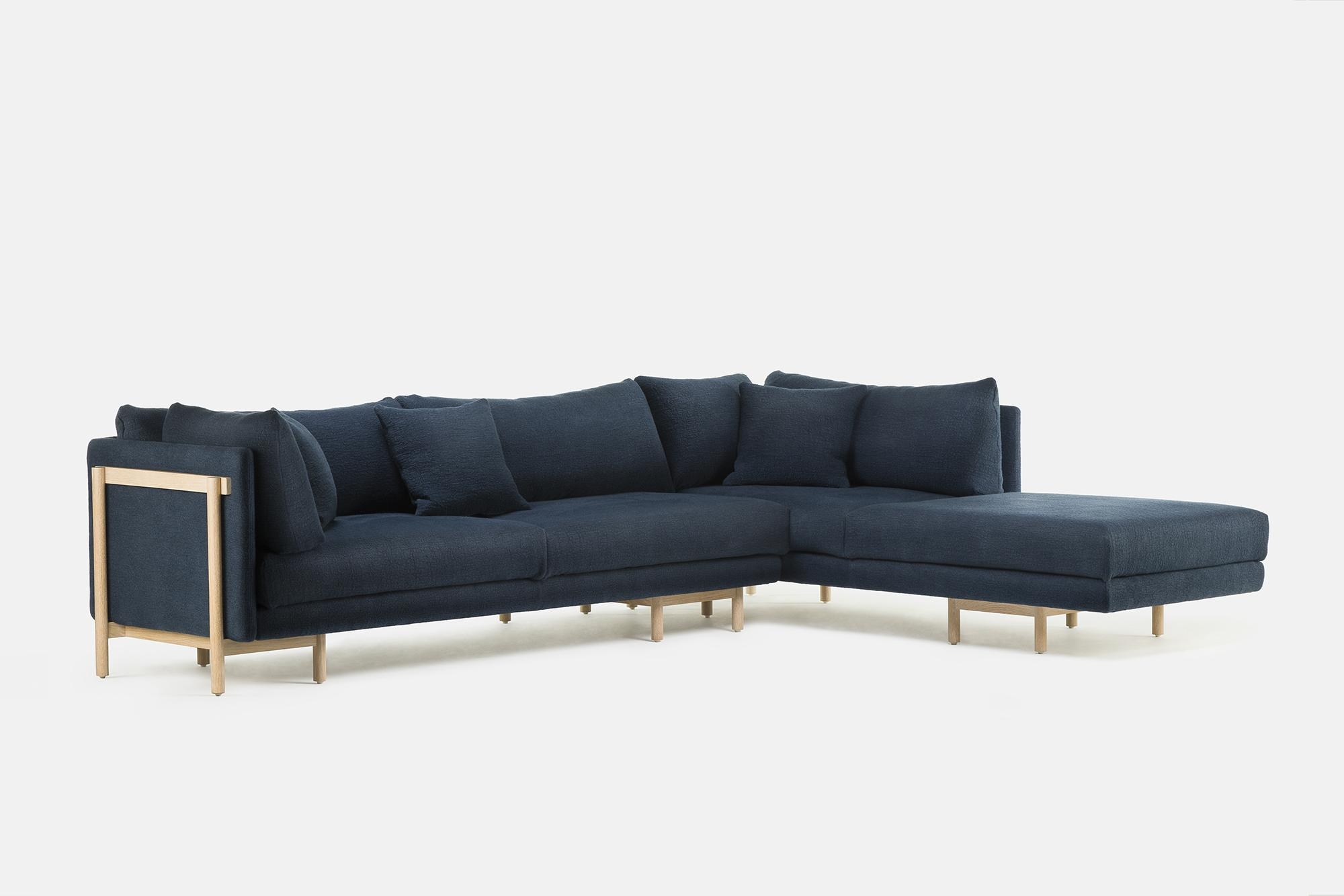 Viewing Neri&hu 766Mb/mc Frame Corner Unit Sofa Product With Sofa Corner Units (View 6 of 24)