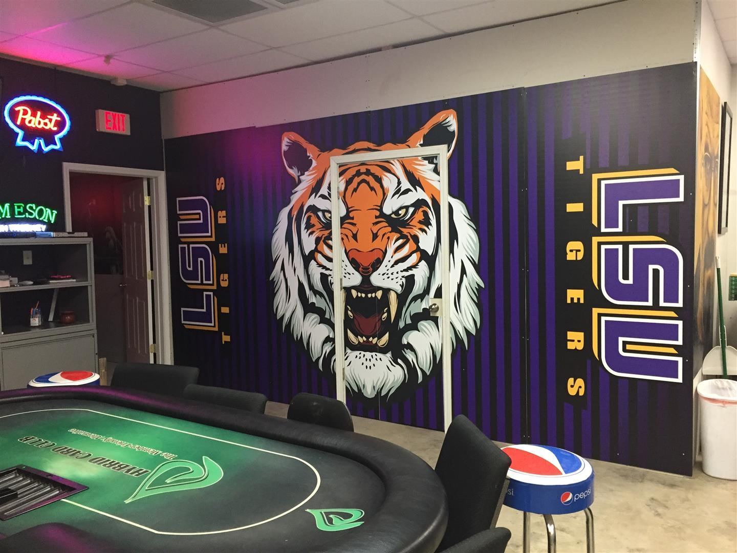 Vinyl Wraps Baton Rouge – Vehicles Or Trailer Wraps | Signs In A Day Inside Lsu Wall Art (View 16 of 20)