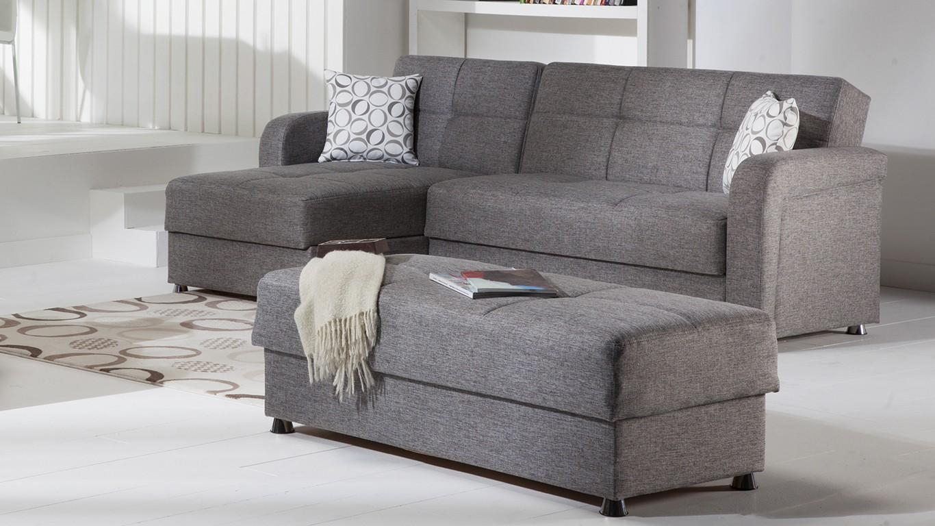 Vision Sectional Sleeper Sofa For Sectional Sofas With Sleeper And Chaise (View 14 of 21)