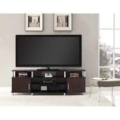 Wade Logan Elian Tv Stand & Reviews | Wayfair Throughout Most Recently Released Wayfair Corner Tv Stands (Image 18 of 20)