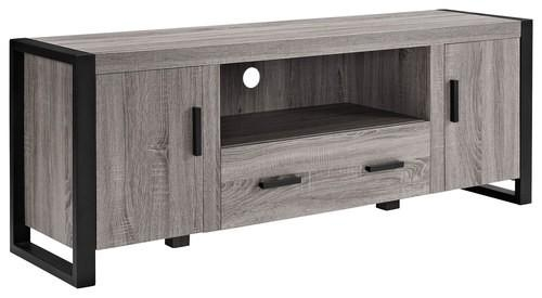 Walker Edison Rustic Wood Tv Stand For Most Flat Panel Tvs Up To Intended For Most Popular Wood Tv Stands (Image 17 of 20)