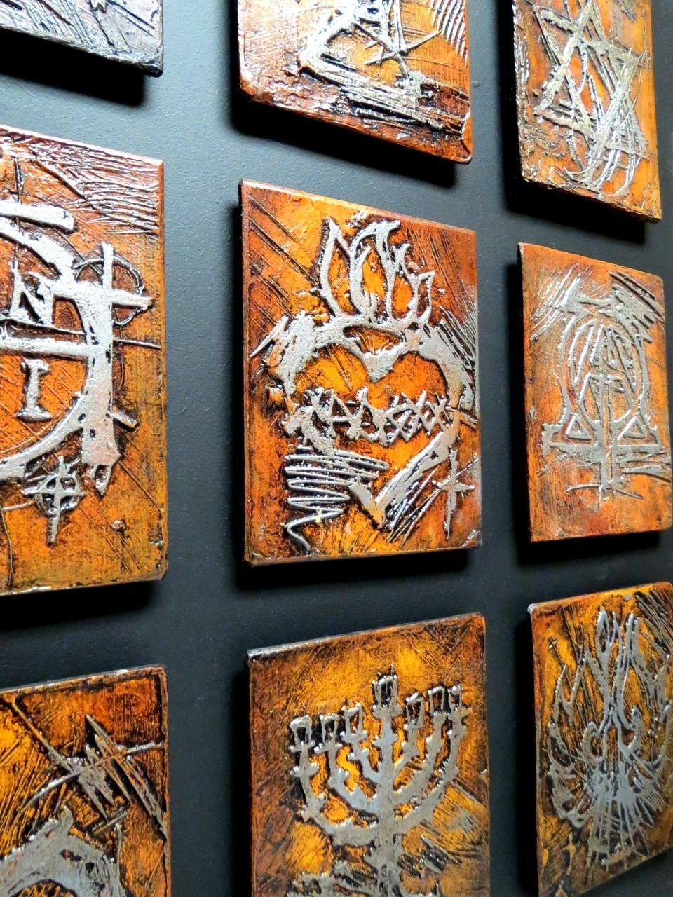 Wall Art Design Ideas: Cruciform Dramatic Contemporary Christian In Christian Framed Wall Art (View 10 of 20)