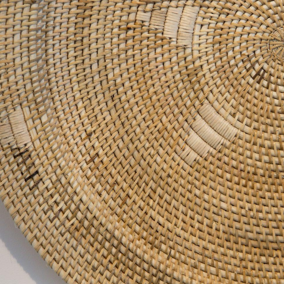 Wall Art Design Ideas: Inspirational Wicker Rattan Wall Art 36 On In Wicker Rattan Wall Art (Image 10 of 20)