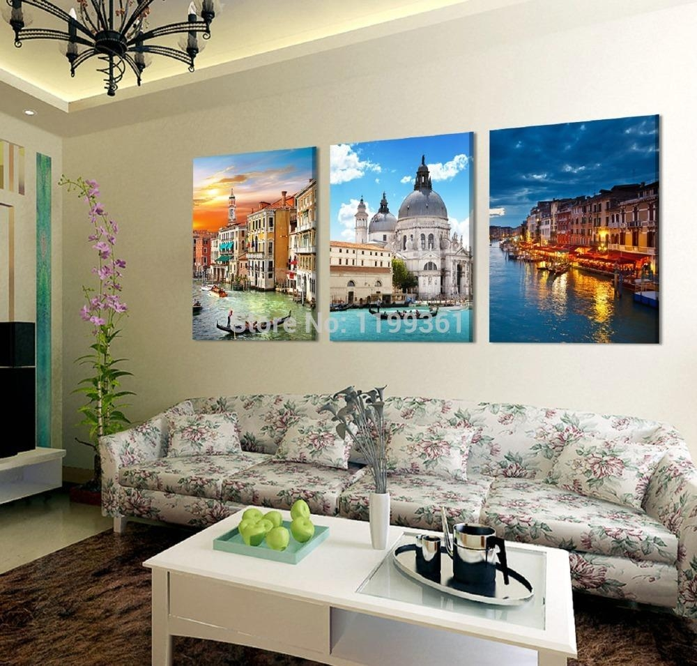 Wall Art Design Ideas: Shadow Wall Art Italy Below Wallpaper In Italian Scene Wall Art (View 6 of 20)