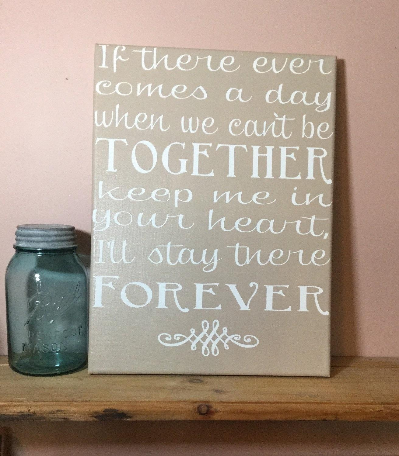 Wall Art Designs: Inspirational Wall Art Canvas Custom Pictures Intended For Inspirational Quotes Canvas Wall Art (View 3 of 20)