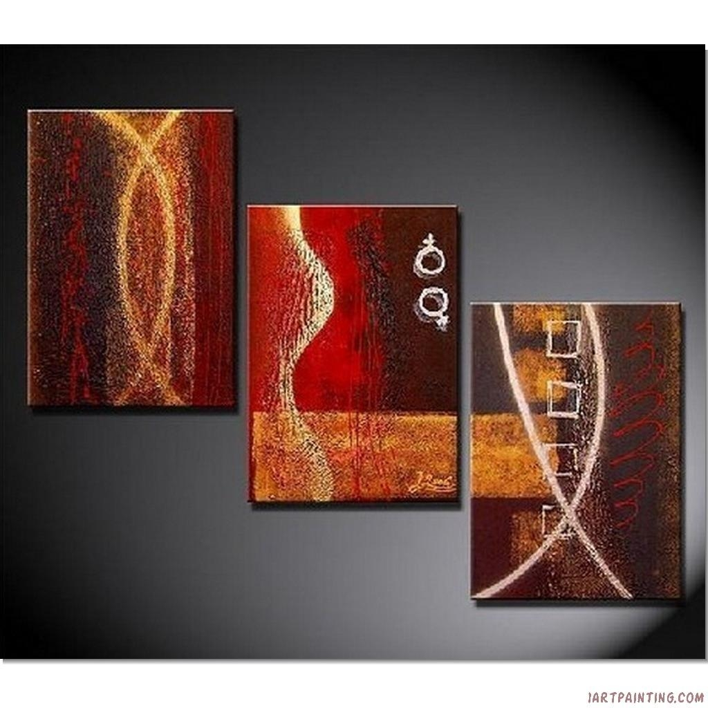 Wall Art Designs: Three Piece Wall Art 3 Piece Pop Art Canvas Wall With Three Piece Canvas Wall Art (View 10 of 20)