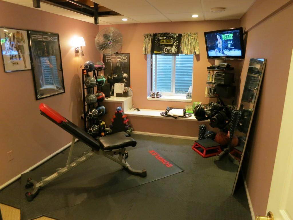 Wall Art Garage Gym Ideas — Home Ideas Collection : Home Garage Regarding Wall Art For Home Gym (View 18 of 20)