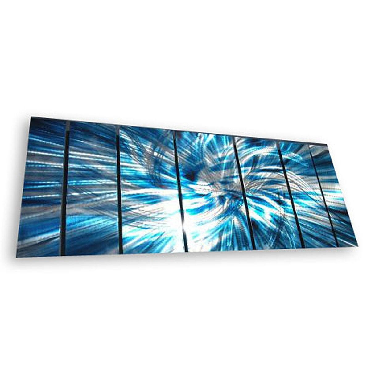 Wall Art Ideas Design : All My Walls Turquoise Metal Wall Art Pertaining To Turquoise Metal Wall Art (Image 14 of 20)