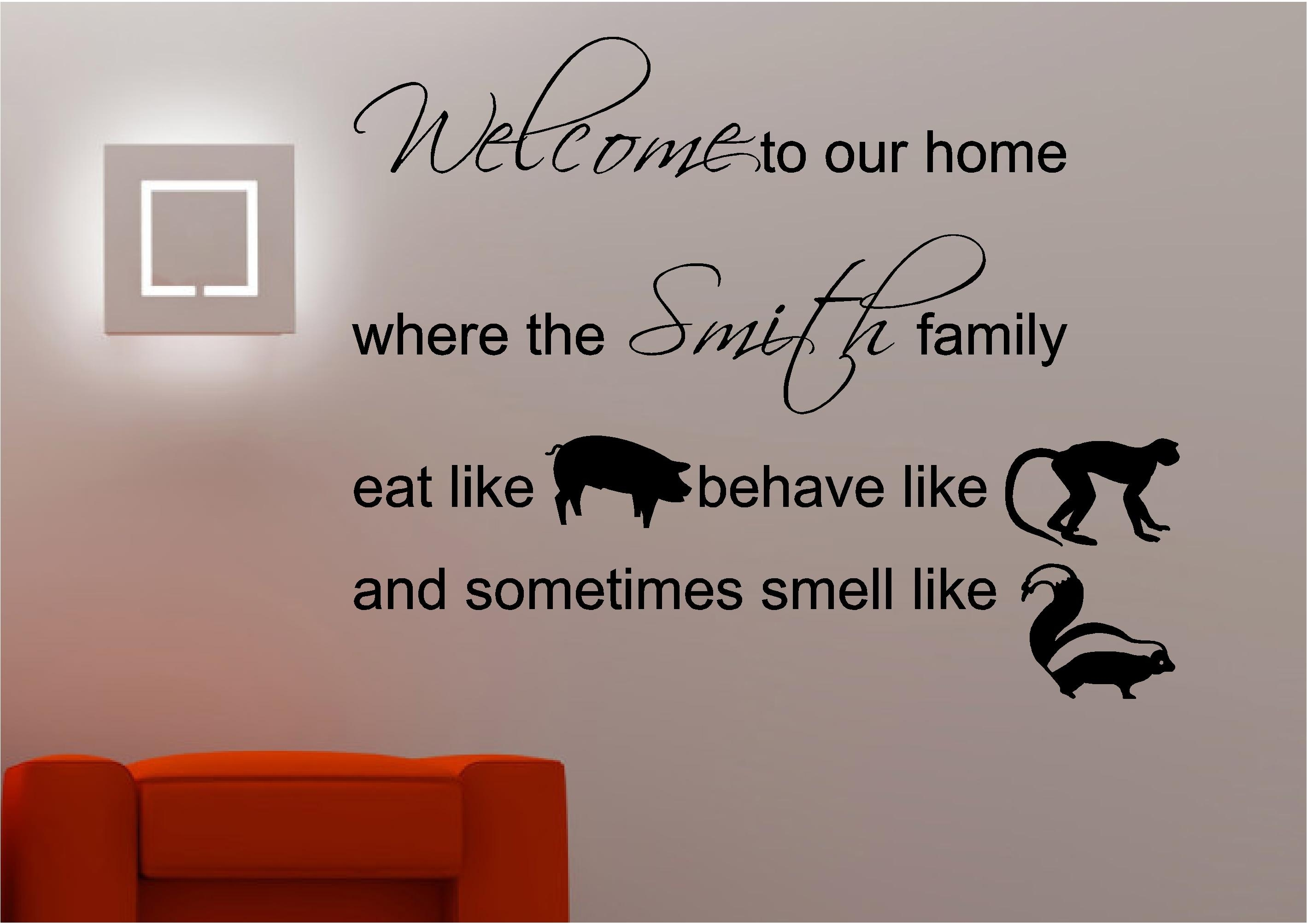 Wall Art Ideas Design : Funny Designated Themed Wall Art With In Family Sayings Wall Art (Image 13 of 20)