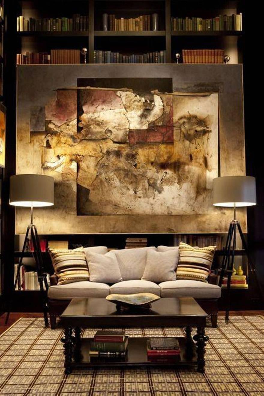 Wall Art Ideas : Interior Design Masculine Wall Art Large Inside Masculine Wall Art (Image 15 of 20)