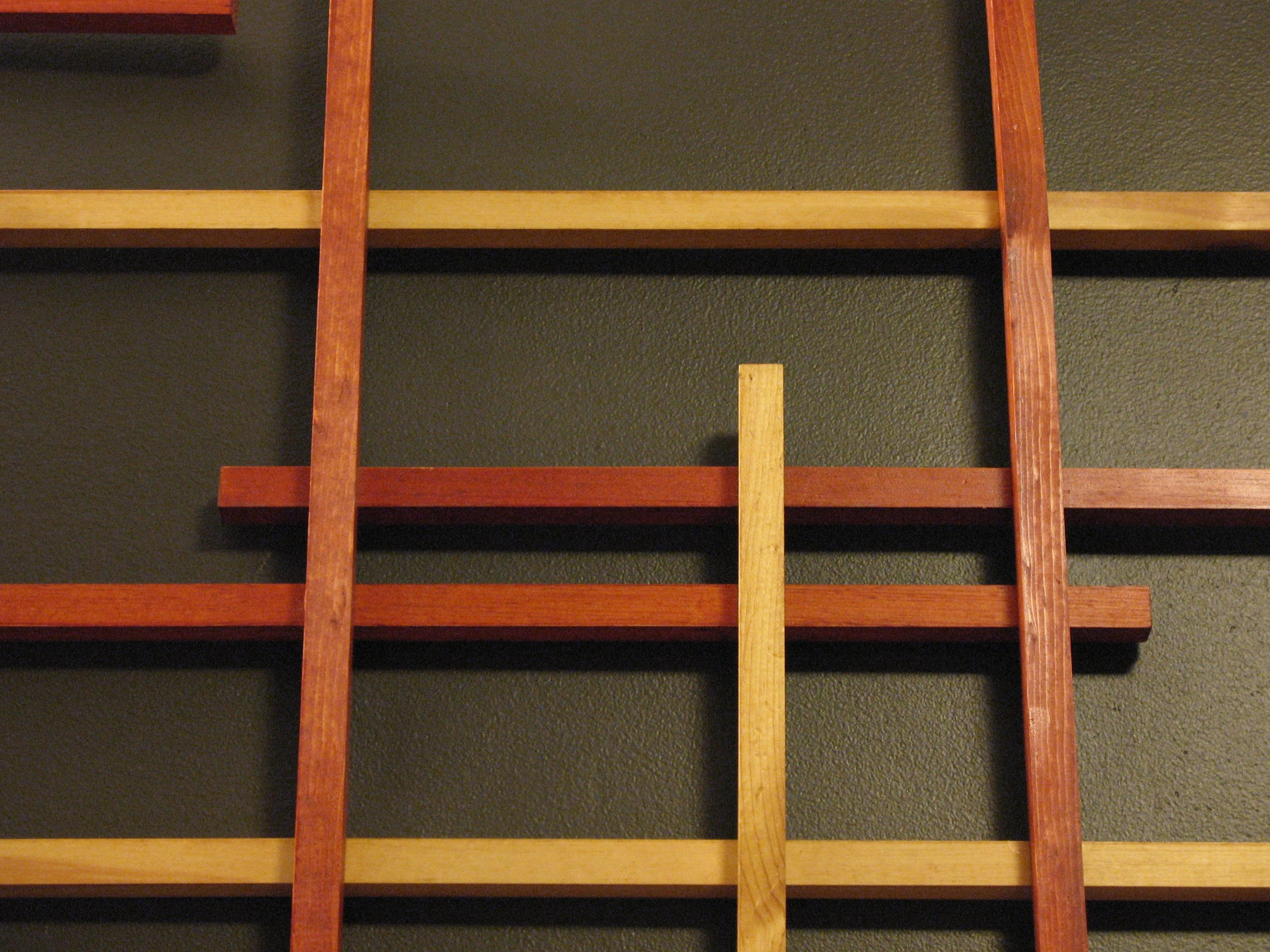 Wall Art | Occasional Woodworking Throughout Stained Wood Wall Art (Image 13 of 20)